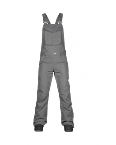 WEARCOLOUR 2018 WEAR Ride Bib Pant Rock Grey
