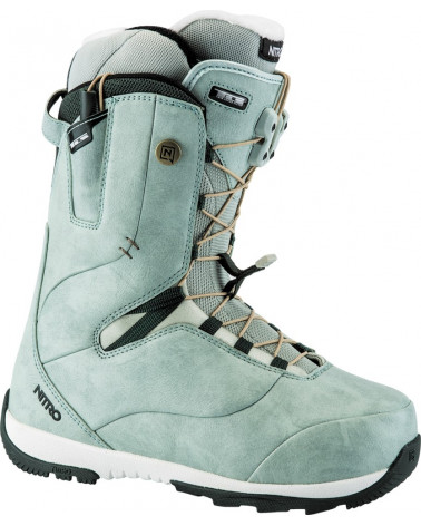 NITRO Crown TLS Women Green Boots