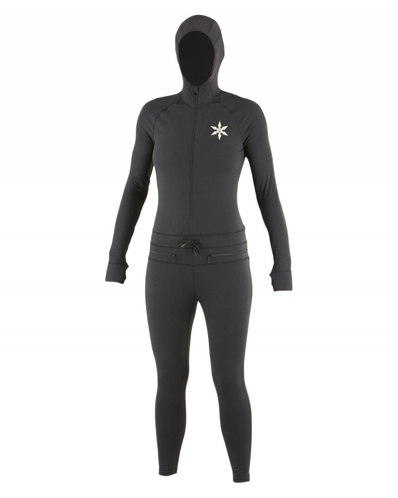 Airblaster 2017 Wms Classic Ninja Suit Black