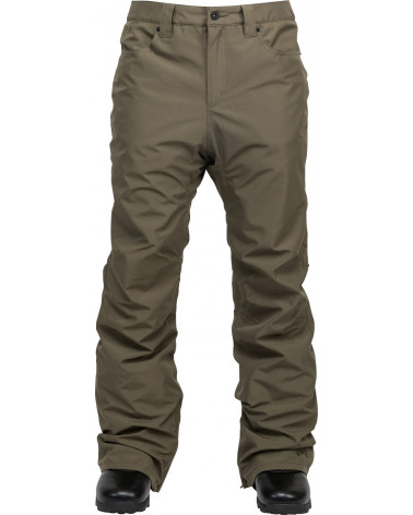 L1 SLIM-BASIC MILITARY Pants