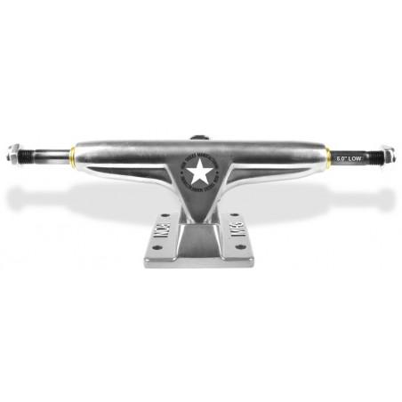 Ašys IRON High 5.25 Silver