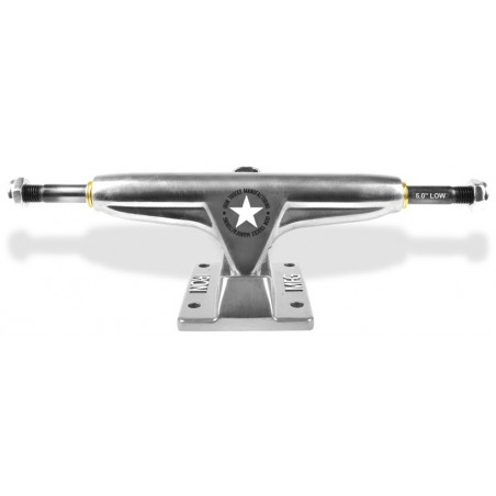 Truck IRON High 5.25 Silver