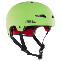 REKD 2016 Elite Helmet Green/Black