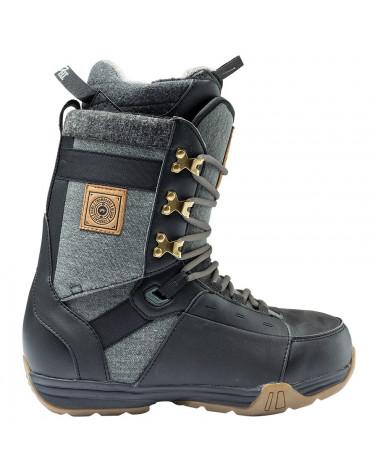 Rome SDS BODEGA Black Boots