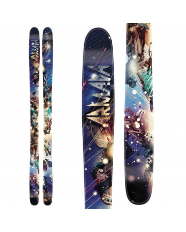 Armada 2015 Alpha one Skis Only