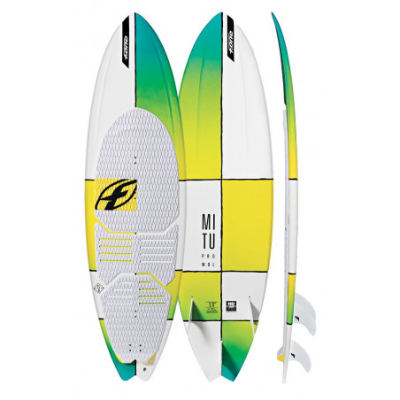 F-One 2016 SURF MITU WITH PAD AND FINS