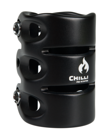 Chilli 2017 Clamp HIC 3 Bolt Black