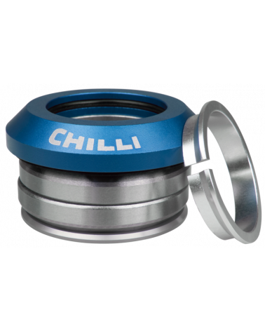 Chilli 2017 Headset Universal Blue