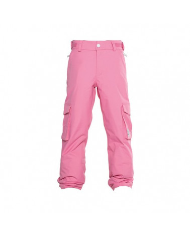 Colour Wear Trooper Pant Bubblegum
