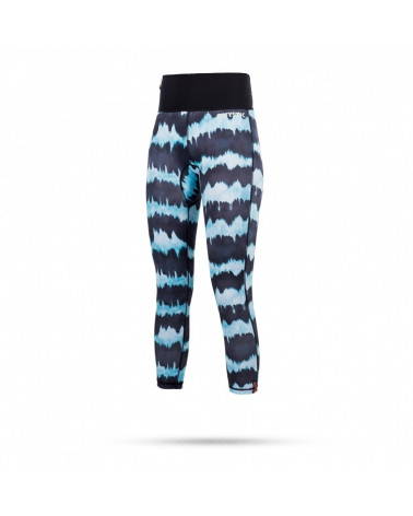 Mystic Dazzled Pants Lycra Women Mint