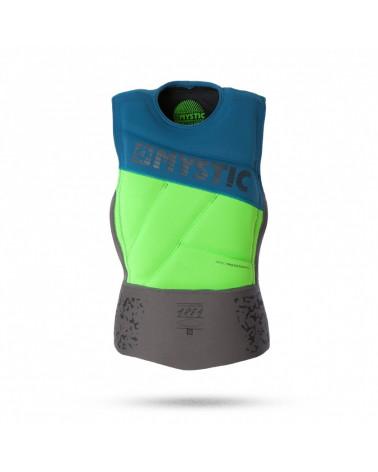 Mystic 2017 Star Impact Vest Teal