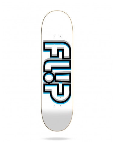 FLIP Odyssey Depth White Deck 8,0