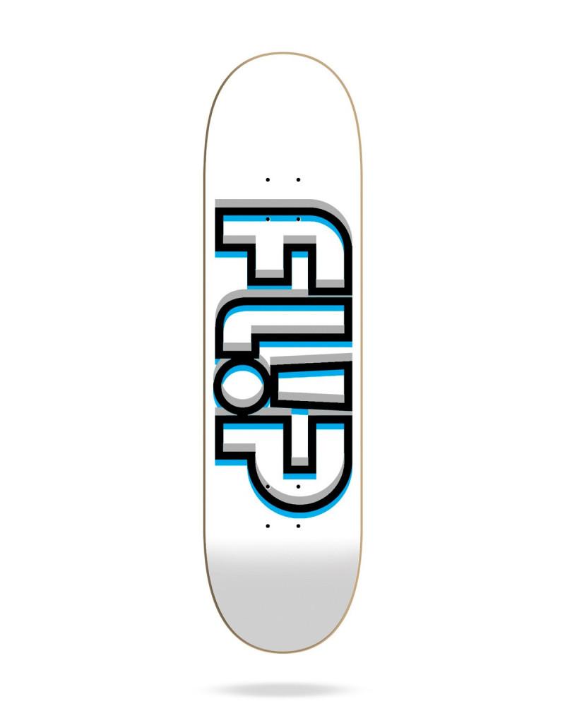 FLIP Odyssey Depth White Deck 8,0