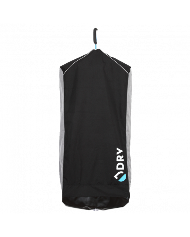 THE DRY BAG ELITE WITH HANGER BLACK