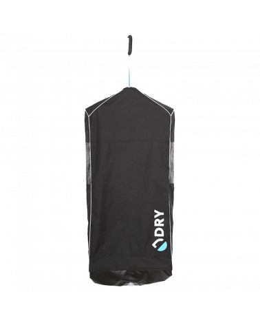 Krepšys THE DRY BAG PRO WITH HANGER BLACK