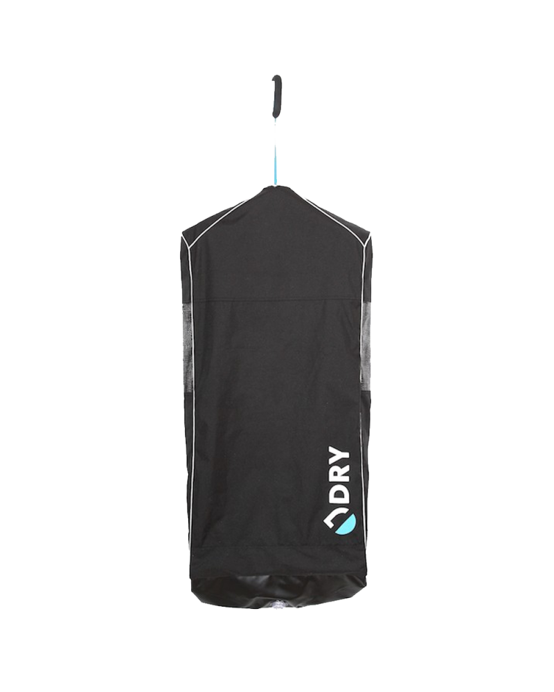THE DRY BAG PRO WITH HANGER BLACK