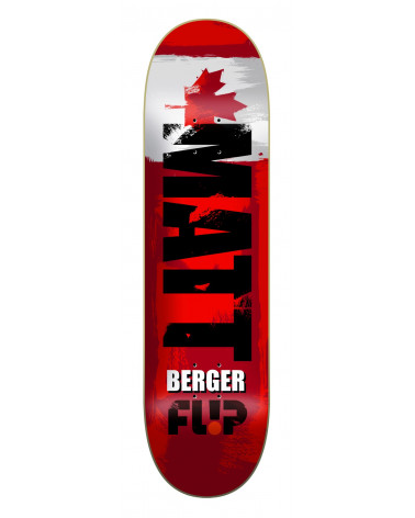 FLIP Matt Berger International Deck 8,0