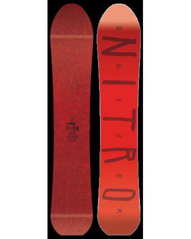 Nitro 2019 Fusion Snowboard