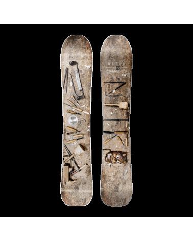 Nitro 2019 Woodcarver Snowboard