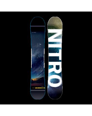 Snieglentė Nitro 2019 Nitro 2019 Team Exposure Gullwing