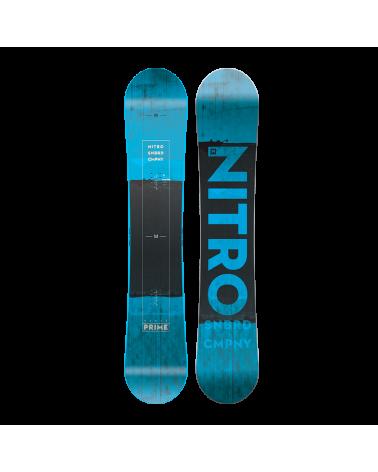 Nitro 2019 Prime Blue Snowboard