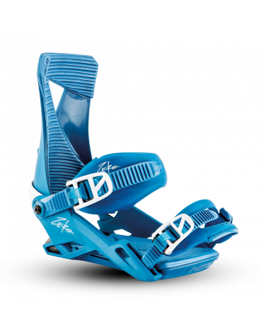 Nitro 2019 Zero Blue Bird Bindings