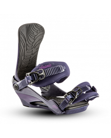 Nitro 2019 Cosmic Deep Purple Bindings