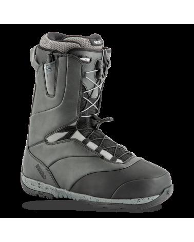 Nitro 2019 Venture Black Charcoal Boots