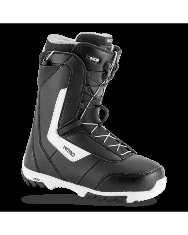 Nitro 2019 Sentinel TLS Black Boots