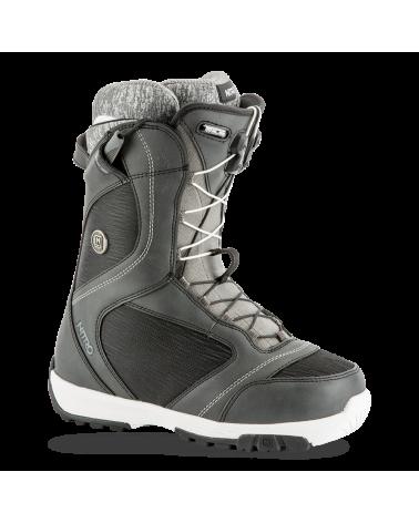 Nitro 2019 Monarch TLS Black Boots