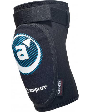 Kelių apsauga Amplifi 2019 Polymer Knee Grom Black Grom