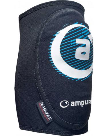 Kelių apsauga Amplifi 2019 Polymer Elbow Grom Black Grom