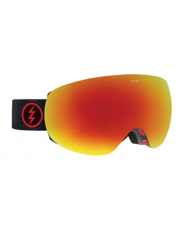Electric 2019 EG3.5 Rosa Brose/Red Chrome Googles