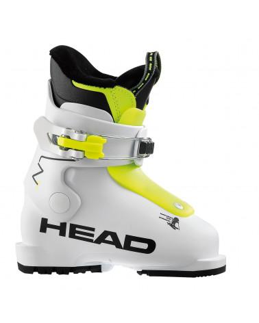 HEAD 2019 Z1 WHITE SKI BOOTS