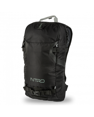 Kuprinė Nitro 2019 Rover 14 Outdoor Bag 14L Jet Black