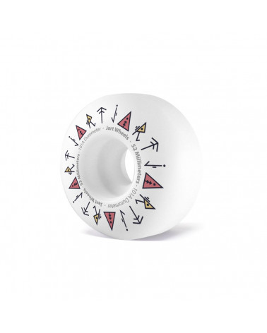 Jart Totem Wheels 52mm 102a