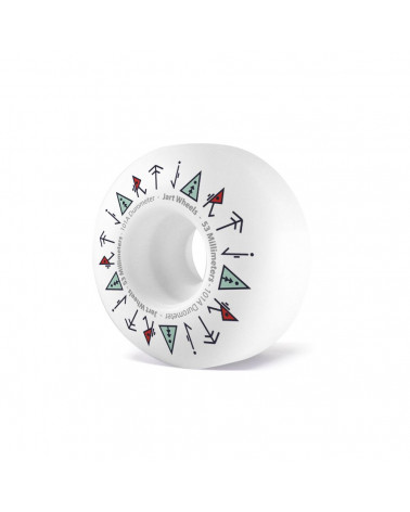 Jart Totem Wheels 53mm 102a