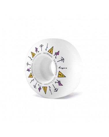 Jart Totem Wheels 54mm 102a
