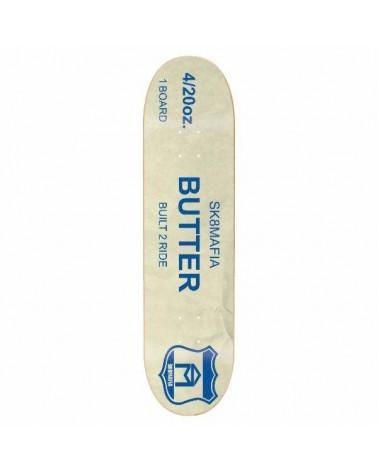 SK8MAFIA Butter Deck 8,25