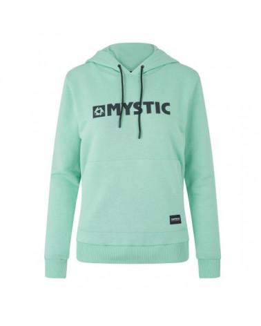 Mystic 2019 Brand Hoodie Sweat Mist Mint
