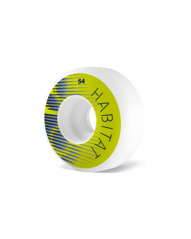 Habitat Wreath Logo Wheels 101a 54mm