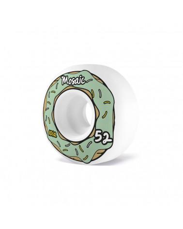 Ratukai Mosaic CS Donut 101a Wheels 52mm