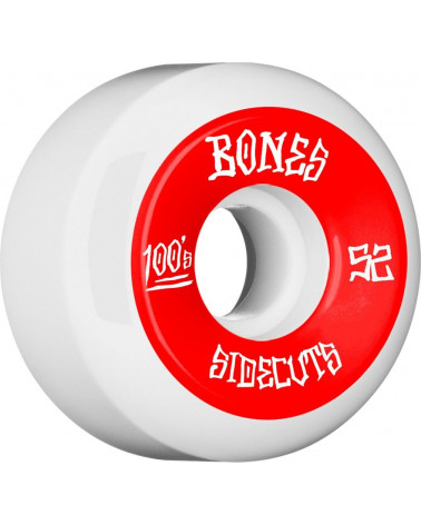 BONES WHEELS 100 2 V5 WHEELS 52MM