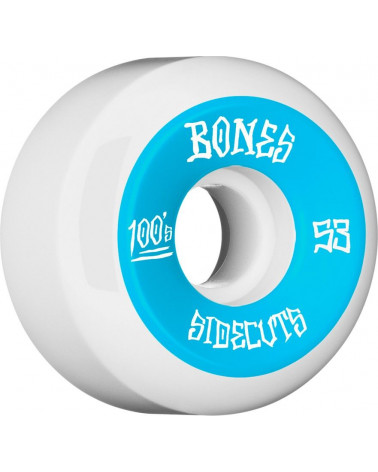 BONES WHEELS 100 2 V5 WHEELS 53MM