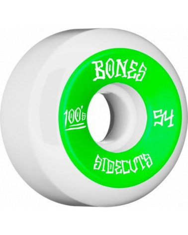 BONES WHEELS 100 2 V5 WHEELS 54MM