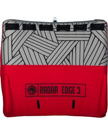 Radar 2019 Edge 3 Person Tube Red
