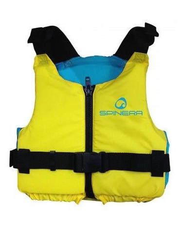 Spinera 2019 Kayak Nylon Vest Kids Yellow