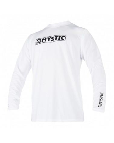 Mystic 2019 Star L/S Quickdry White