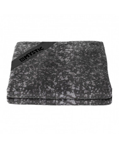 Rankšluostis Mystic 2019 Towel Quickdry Black