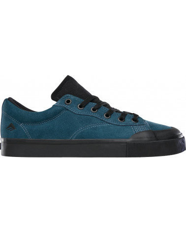 EMERICA INDICATOR LOW TEAL/BLACK Shoes